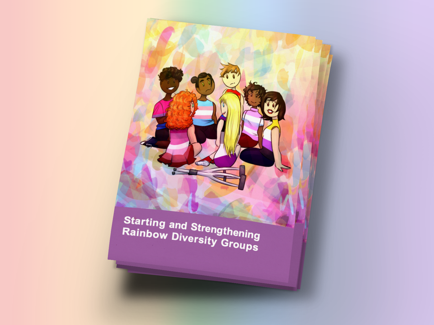 Starting and Strengthening Rainbow Diversity Groups