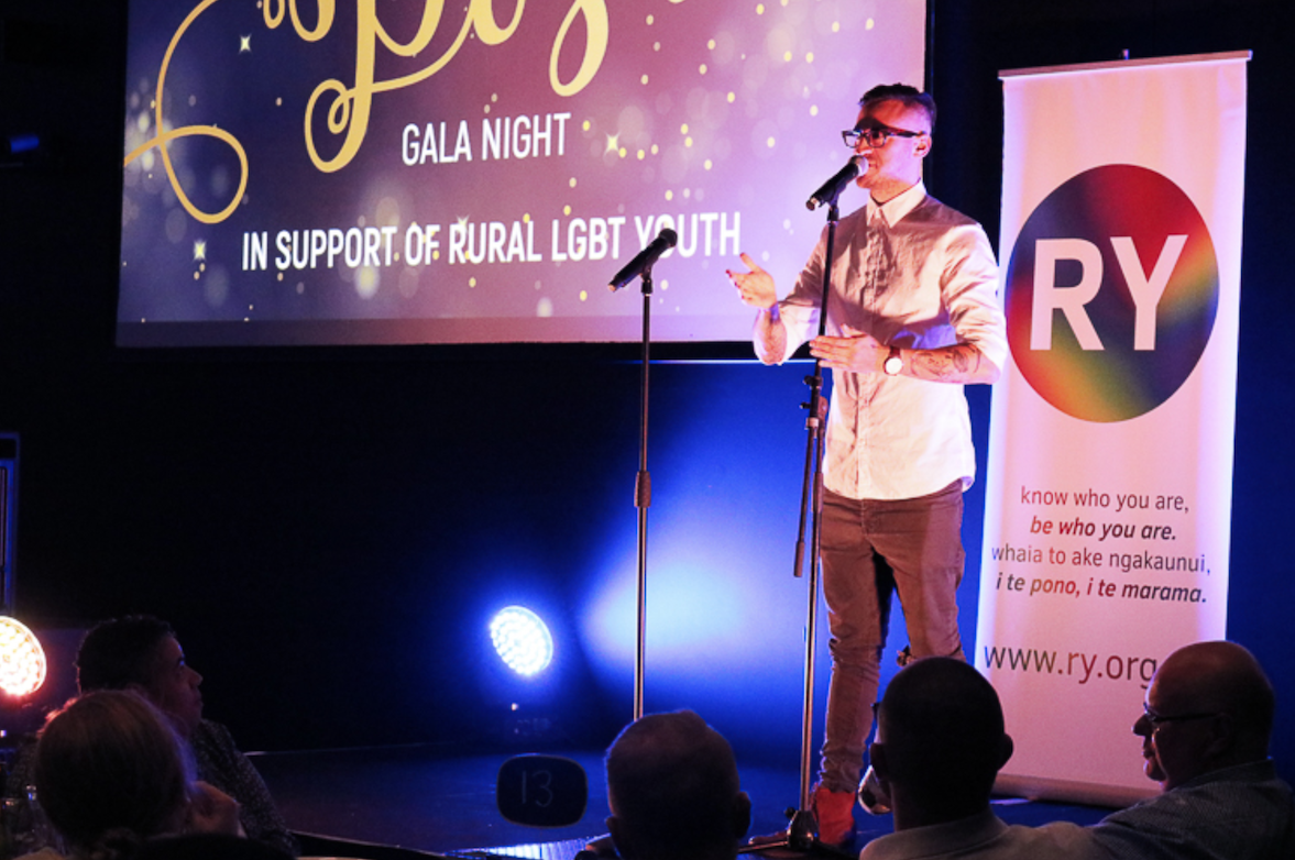 25K Raised For RainbowYOUTH At Charity Gala